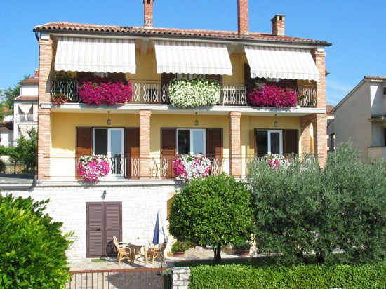 Appartementen Jolly, Porec