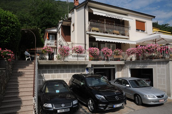 Appartementen Ana, Moscenicka Draga