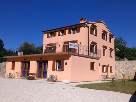 Appartementen Barbara, Moscenicka Draga